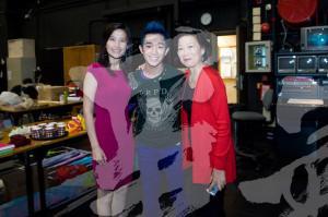 Ada, Ah Bok, and Ruby