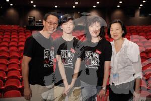 Ben, Tsz Nok, Emily and Ruby
